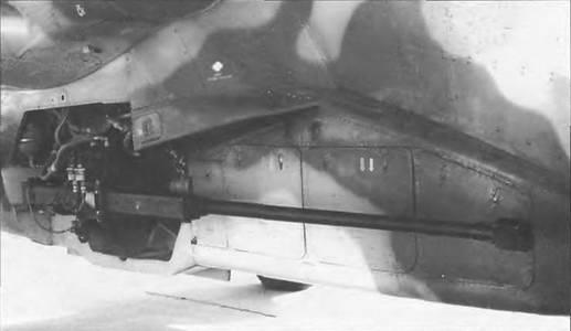 30-мм пушка 2А42 на вертолете