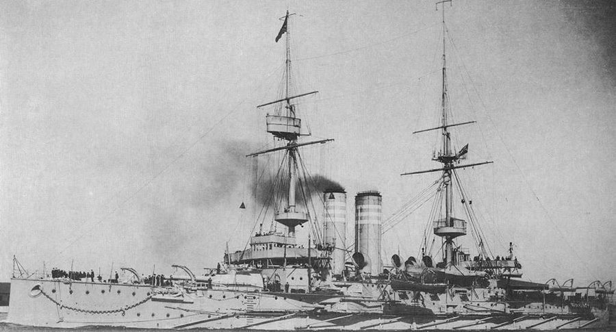 """Альбион"" в 1910-1911 гг."