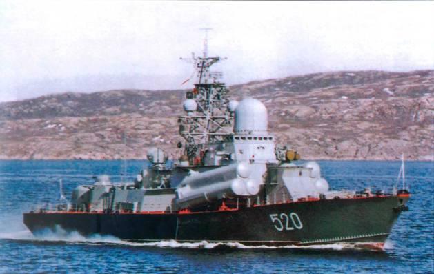 Малый ракетный корабль Рассвет (пр. 12341)