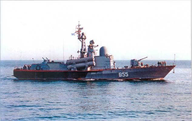 Ракетный катер Р-60 (пр. 12411)