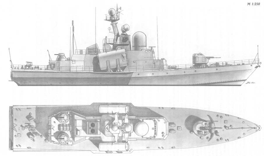 Ракетный катер пр. 1241.1