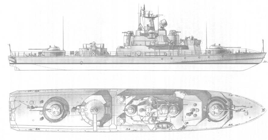 Малый артиллерийский корабль пр. 1208