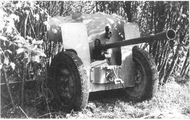 25-мм противотанковая пушка Гочкиса образца 1934 года SA-L mle 34, получившая в вермахте обозначение Pak 112 (f) (АСКМ).