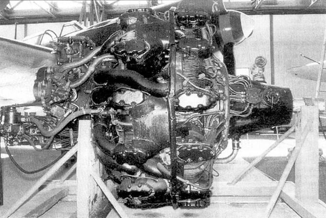 Двигатель АШ-82ФН