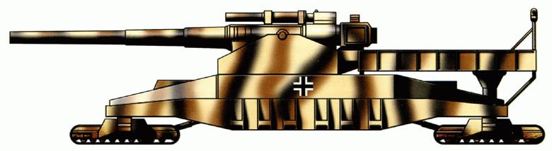 Наземные крейсеры серии Р