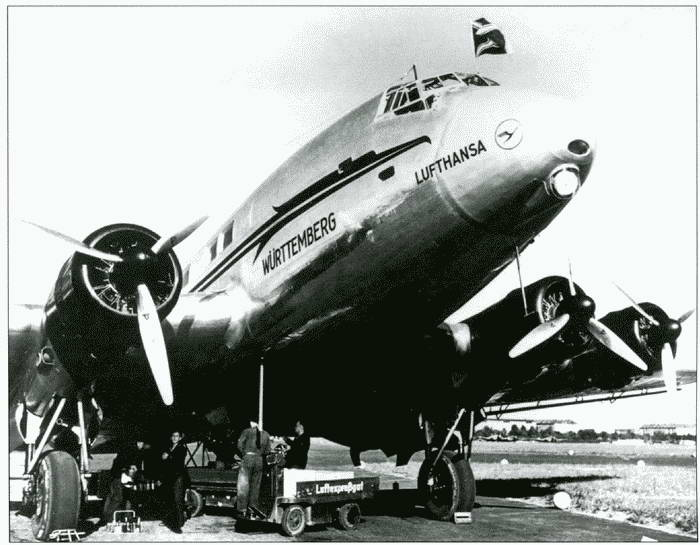 Бомбардировщики, разведывательные самолеты и транспортники