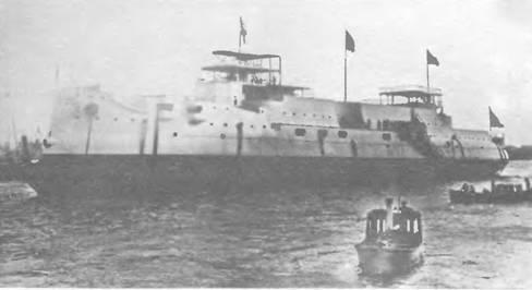 Достройка кораблей и реорганизация системы казенного судостроения
