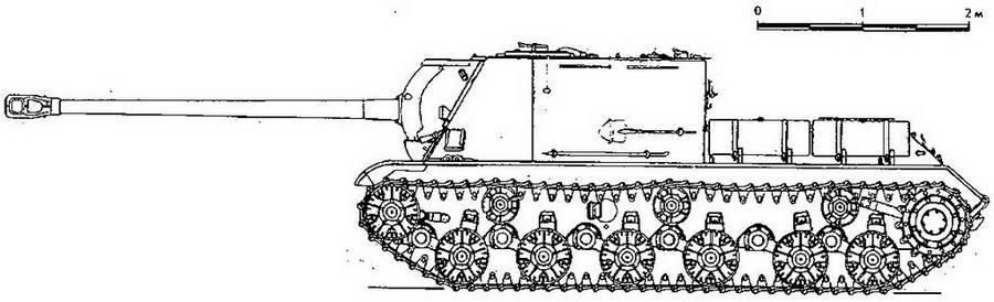 ИСУ-122С