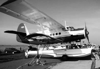 АН-2 (амфибия). Фото Геннадий Шубин