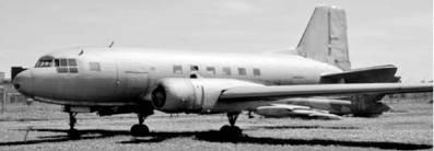 Ил-14 транпортный самолёт. Фото Вячеслав Барабуля