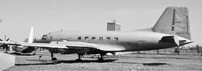 Ил-14. Фото Вячеслав Барабуля