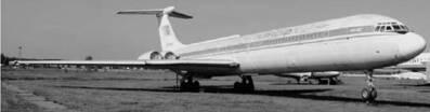 Ил-62. Фото Геннадий Шубин
