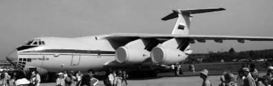 Ил-76МД. Фото Геннадий Шубин