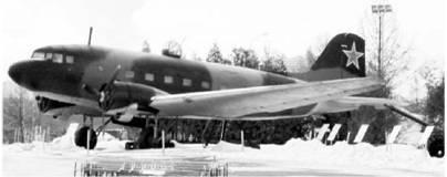 Ли-2. Фото Геннадий Шубин