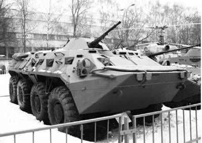 БТР-80. Фото Геннадий Шубин