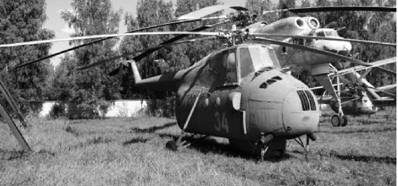 Ми-4. Фото Геннадий Шубин