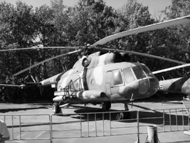 Ми-8. Фото Виктор Лызлов
