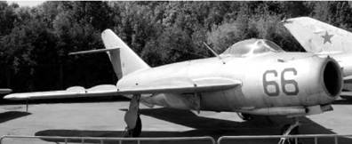 МиГ-17. Фото Виктор Лызлов
