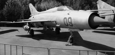 Миг-21. Фото Виктор Лызлов