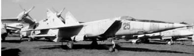 Миг-25. Фото Геннадий Шубин