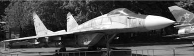 Миг-29. Фото Виктор Лызлов