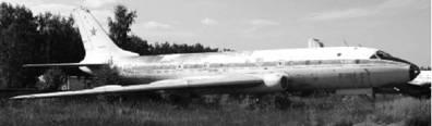 Ту-104А. Фото Геннадий Шубин