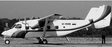 Ан-28. Фото из сети Интернет