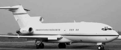 Боинг-727 американского производства. Фото из сети Интернет