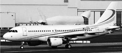 Аэробус А-319. Фото из сети Интернет
