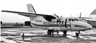 Л 410 чехословацкого производства. Фото из сети Интернет