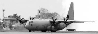 С-130 Геркулес американского производства. Фото из сети Интернет