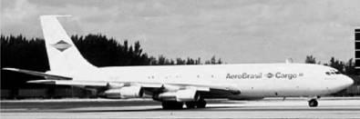 Боинг-707 американского производства. Фото из сети Интернет