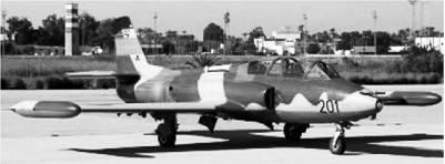 G-2 Галеб югославского производства. Фото из сети Интернет