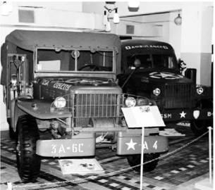 Dodge WC 52.