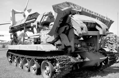 Быстроходная траншейная машина (БТМ-3). Фото Вячеслав Барабуля