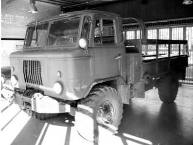 ГАЗ-66. Фото Геннадий Шубин