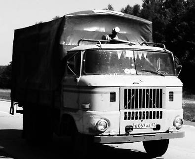 ИФАW50 производства ГДР Фото Геннадий Шубин