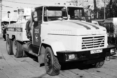 КРАЗ-260. Фото Геннадий Шубин