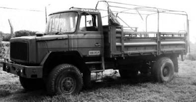 Самил-50 южноафриканского производства. Фото Геннадий Шубин