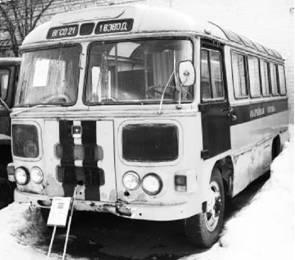 ПАЗ-672.