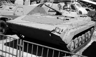 BMP-1. Гладкоствольная пушка калибра 73 мм. Фото Геннадий Шубин