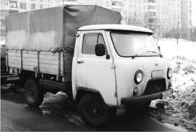 УАЗ-452. Фото Геннадий Шубин