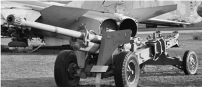 M-46 калибра 130 мм. Фото Вячеслав Барабуля