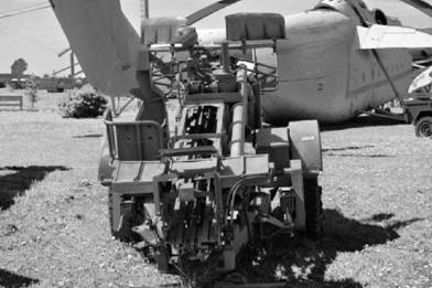 ПМЗ-4 (прицепной минный загородитель). Фото Вячеслав Барабуля