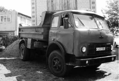 МАЗ-500. Фото из сети Интернет