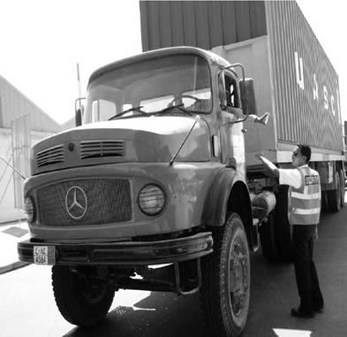 Мерседес-Бенц серии Л производства ФРГ. Фото из сети Интернет