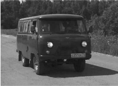 УАЗ-452. Фото Геннадий Шубина