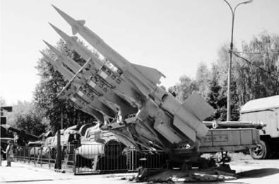 С-125. Фото Виктор Лызлов