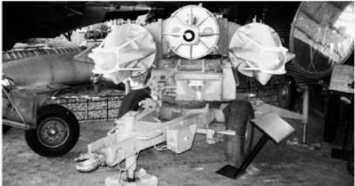 Ракеты системы ПВО Хильда (Hilda). Фото Ян Либенберг