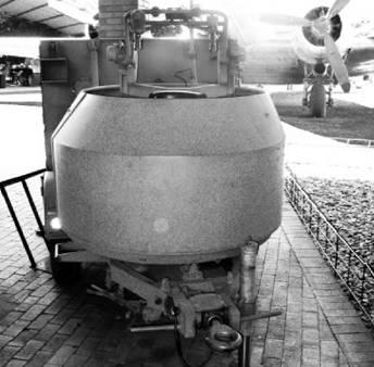 Система ПВО Хильда (Hilda) Дальность пуска ракет до 3,5км. Фото Ян Либенберг